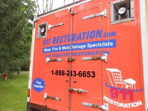 Water Damage Jefferson County Van